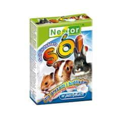 Nestor Sůl v tabletách pro hlodavce 170g