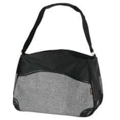 Zolux BOWLING kutyahordozó táska M 33x44x24cm szürke