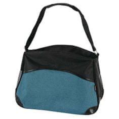 Zolux BOWLING kutyahordozó táska S 30x42x20 cm kék