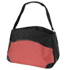 Zolux BOWLING taška pre psov M 33x44x24cm červená