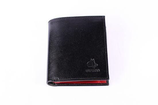 Shperka Compact wallet Black/Red