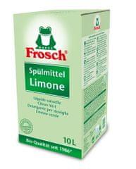 Frosch Żaba naczyń Płynny ekstrakt z zielonej cytryny 10 l