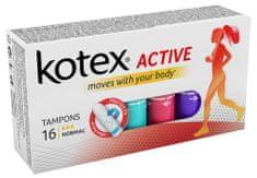 Kotex KOTEX® Active Normal tampony 16 ks