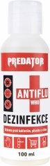 Predator Dezinfekce na ruce proti koronaviru 80% alkoholu 100 ml