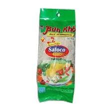 Thusfoods Safoco Rýžové vlasové nudle 200g