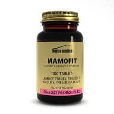 HerbaMedica Mamofit - napätie v prsníkoch, 100 tabliet