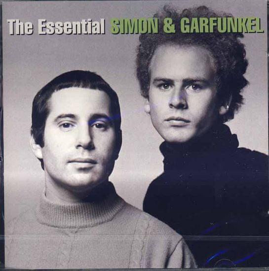 SIMON & GARFUNKEL: Essential Simon & Garfunkel (2xCD) - CD