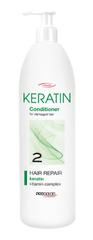 PROSALON Keratinový kondicionér Prosalon Professional s vitamíny (1000 ml)