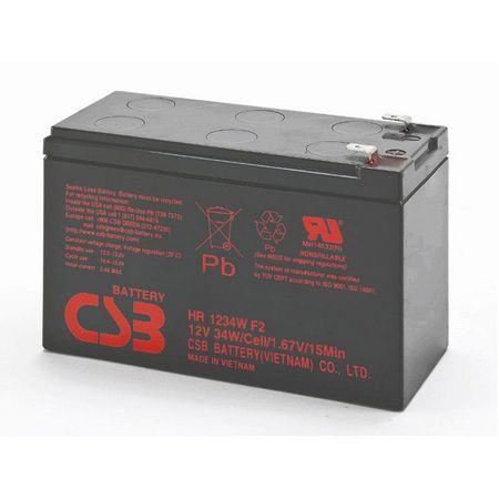 Hitachi HR 1234W zamjenska baterija za UPS, 12V, 9Ah