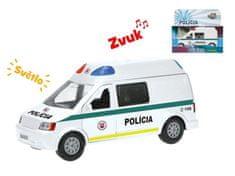 Wiky Auto Slovenská polícia 13cm