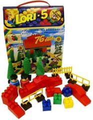 Lori Toys Stavebnica Lori 5