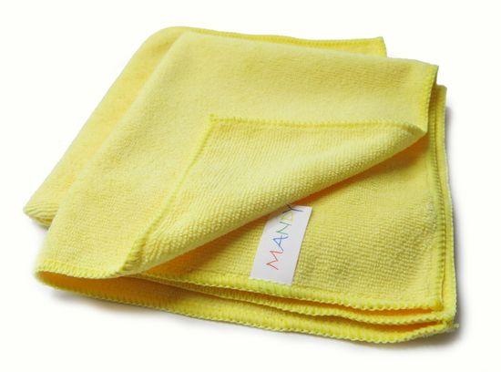 Mandy produkty Švédská utěrka Mandy 40x40cm 300g žlutá
