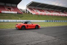 SHOWDRIVE.CZ Řízení Porsche 718 na skutečném závodním okruhu Autodrom Most - 1 kolo