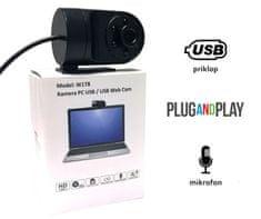 Manta OEM W178 spletna kamera z mikrofonom