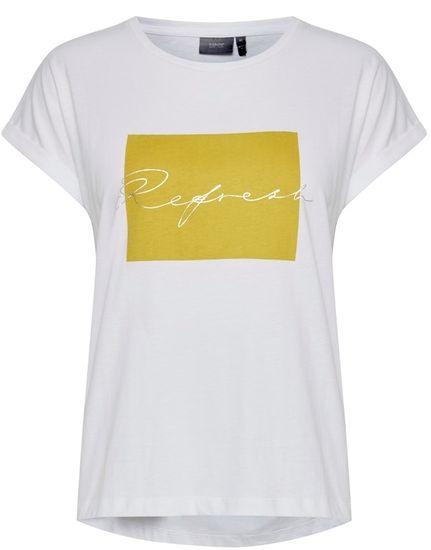 b.young dámske tričko Samia 20807926 S biela
