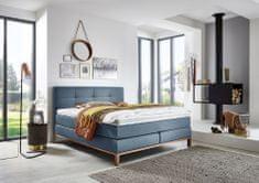 We-Tec Boxspring manželská posteľ CASADERO 180x200 cm s matracmi, bez úložného priestoru