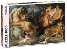 Piatnik Rubens Štiri rajske reke sestavljanka, 1000 kosov