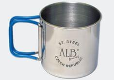 ALB FORMING Hrnek nerezový (0,4l) objem 0,4 litru