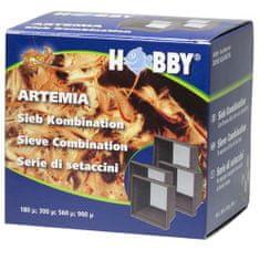 HOBBY aquaristic HOBBY Artemia combination - 4 druhy sítek