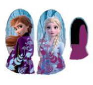 SETINO Dievčenské rukavice - Frozen II - fialová