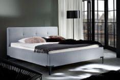 We-Tec Manželská posteľ MODERN TIME 2, 180x200 cm, 5 farieb