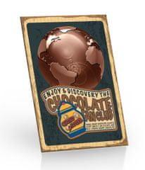 Hořká čokoláda 53% 20 g - Chocolate fan club