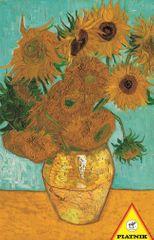 Piatnik Van Gogh – Sončnice sestavljanka, 1000 kosov