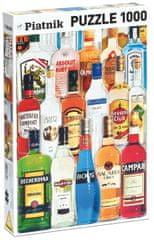 Piatnik Alkoholne pijače sveta sestavljanka, 1000 delov