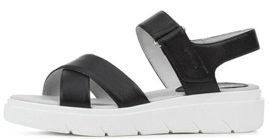 Geox dámske sandále Tamas D02DLD 000BC 36 čierna