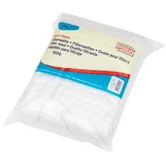EBI Szintetikus fehér vatta szűrőkbe 100g