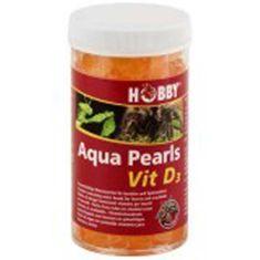 HOBBY Terraristik HOBBY Aqua Pearls Vit D3 250ml vodní kuličky s vitamínem D3