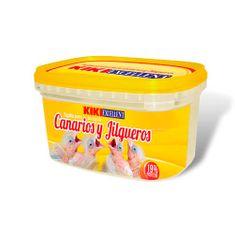 Kiki EXCELLENT PAPILLA DE CRIA CANARIOS 250g krmivo pro ruční odchov kanárků a pinek