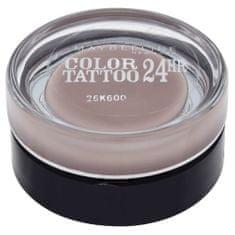 L'Oréal Maybelline Color Tattoo 24 hr oční stíny Permanent Taupe 40, 4 g