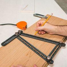 Handy Kovinska šablona za kote 31x18cm