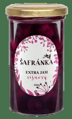 Extra džem višňový 300g Marmelády Šafránka