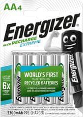 Energizer Akumulator - HR6 Extreme AA 2300 FSB4