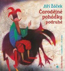 Žáček Jiří: Čarodějné pohádky podruhé - CD