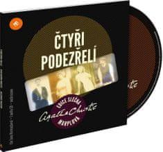Christie Agatha: Čtyři podezřelí - CD
