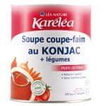 Léa nature Karéléa Konjacová polévka potlačující chuť k jídlu (17 porcí) (300 g)