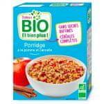 Dukan Jablečno-skořicová kaše Dukan Bio (300 g)