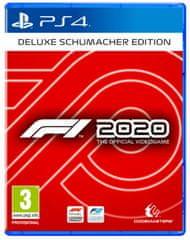 Codemasters F1 2020 - Deluxe Schumacher Edition igra (PS4)