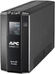 APC Back-UPS Pro BR 650VA 390W (BR650MI)