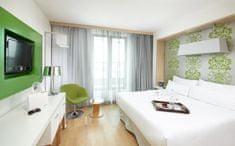 Barceló Hotel Group Romantická Praha pro dva na 1 noc v moderním čtyřhvězdičkovém hotelu