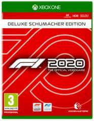Codemasters F1 2020 - Deluxe Schumacher Edition igra (Xbox One)