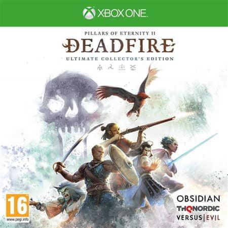 THQ Nordic Pillars of Eternity II: Deadfire - Collectors Edition igra (Xbox One)