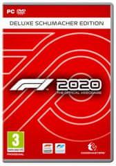 Codemasters F1 2020 - Deluxe Schumacher Edition igra (PC)