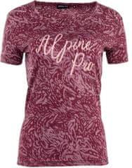 ALPINE PRO dámske tričko Kajka