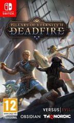 THQ Nordic Pillars of Eternity II: Deadfire igra (Switch)