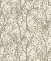 Rasch 633245 Vliesová tapeta na zeď Rasch, kolekce Aldora II 53 x 1005 cm