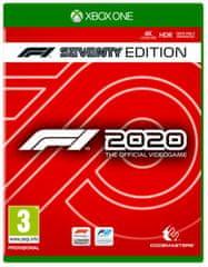Codemasters F1 2020 - Seventy Edition igra (Xbox One)